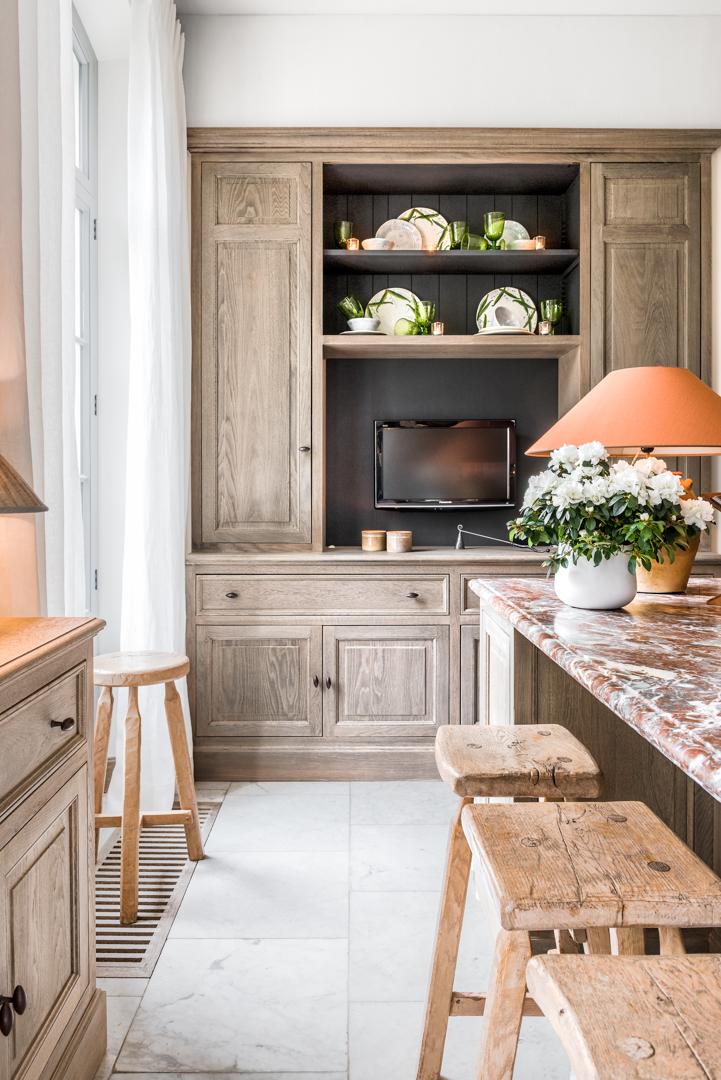 Custom made kitchen design - Lefèvre Interiors Belgium