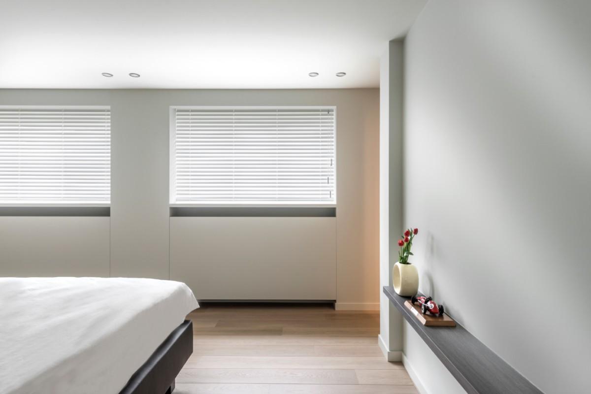 Custom made bedroom design - Lefèvre Interiors Belgium
