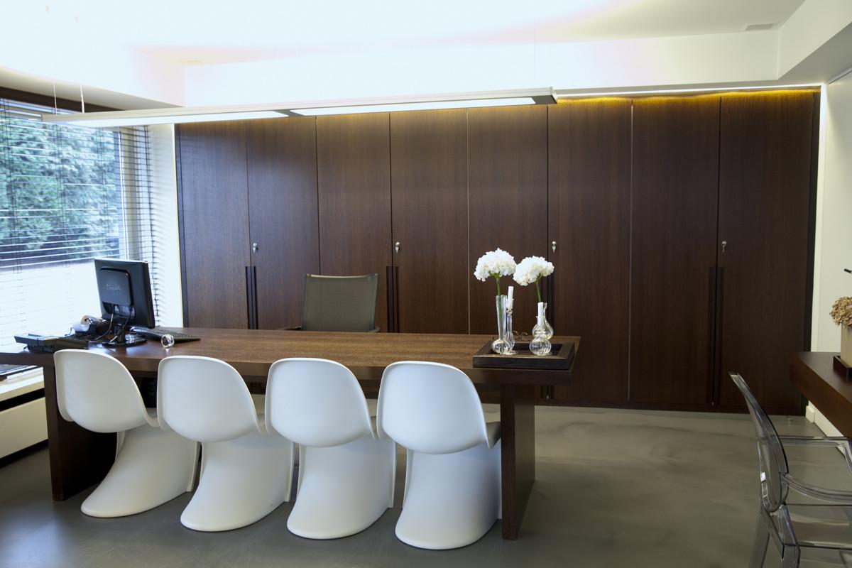 Custom made commercial concept design - Lefèvre Interiors Belgium